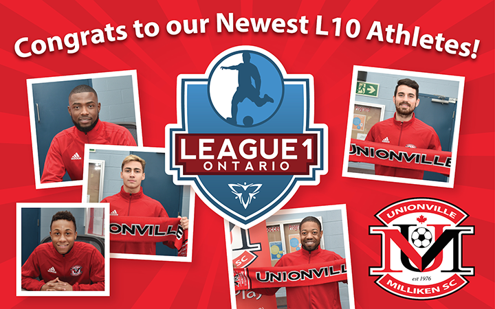 Unionville Milliken Soccer Club's League1 Ontario Men